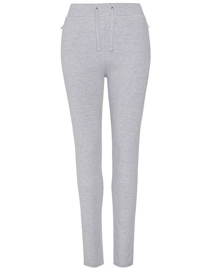 JH077 Just Hoods Girlie Tapered Track Pant